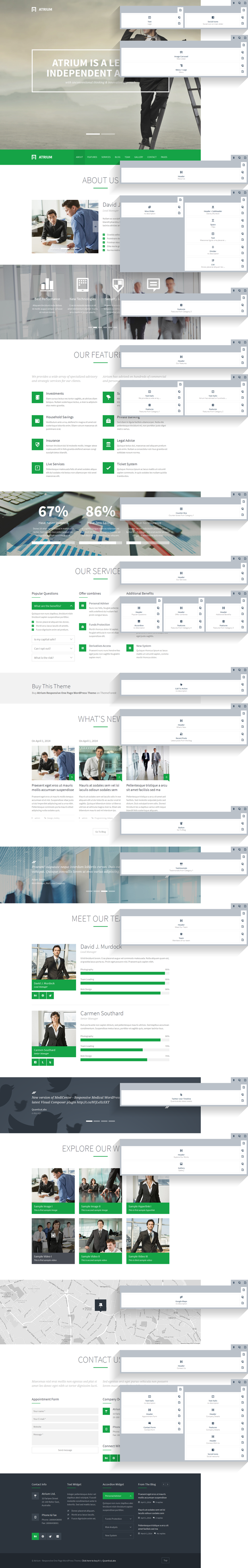 Atrium - Finance Consulting Advisor WordPress Theme - 5