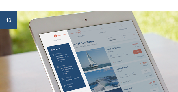 Boat and Yacht Charter Booking System for WordPress - 14