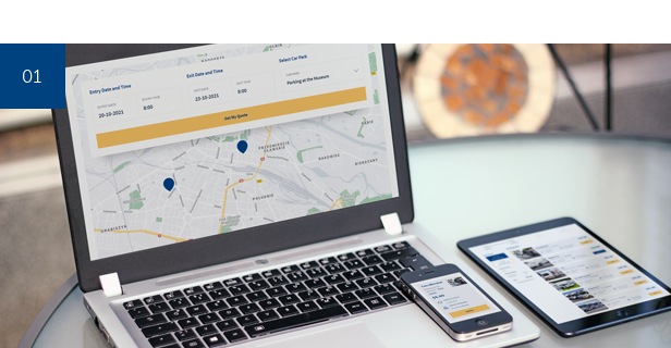 Car Park Booking System for WordPress - 3