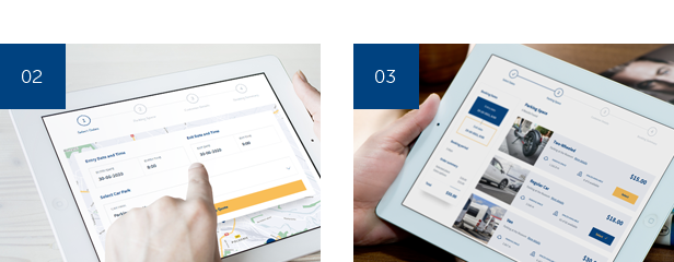 Car Park Booking System for WordPress - 4