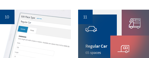 Car Park Booking System for WordPress - 9