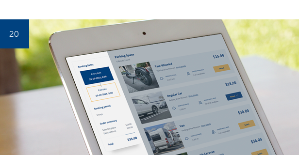 Car Park Booking System for WordPress - 16