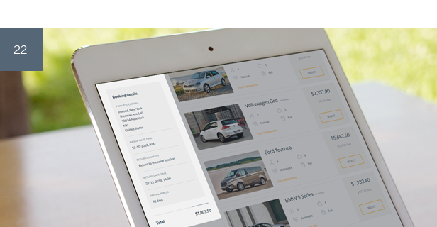 Car Rental Booking System for WordPress Download