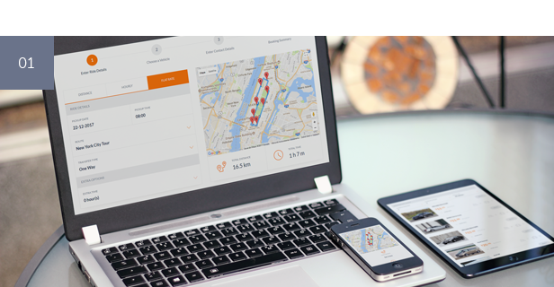 Chauffeur Booking System for WordPress - 3