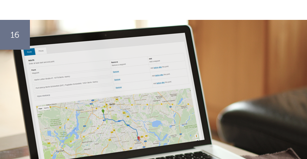 Chauffeur Booking System for WordPress - 13
