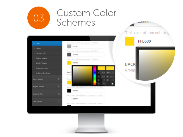 Lemon - Responsive Portfolio WordPress Theme