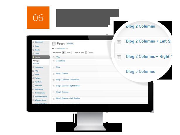 Lemon - Responsive Portfolio WordPress Theme