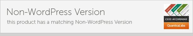 CSS3 Accordions For WordPress - 5