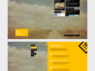 Nostalgia WordPress Theme