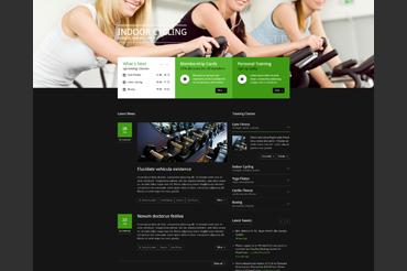 Gymbase WordPress Theme