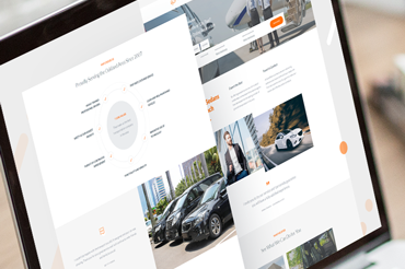 Autoride WordPress Theme