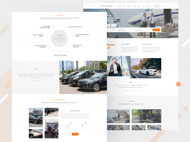 Autoride WordPress Theme