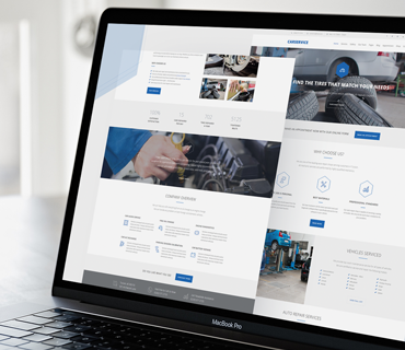 Car Service WordPress Theme
