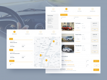 Car Rental Booking System