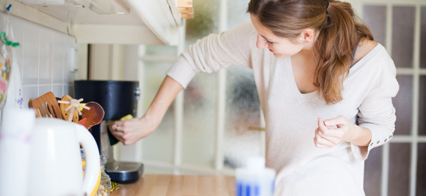What to look for in green cleaning