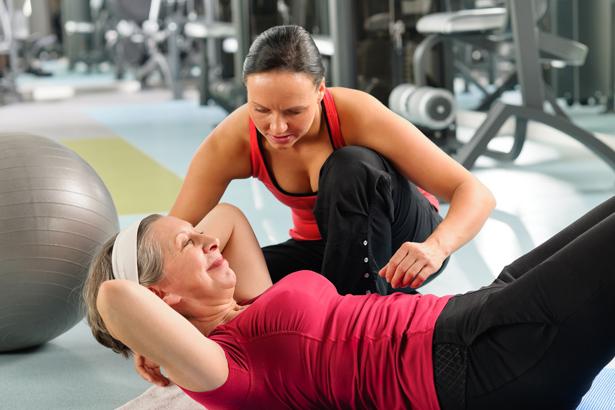 Pilates Practice